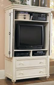 more images of white tv armoire posts