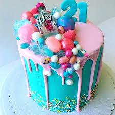 85 21st Birthday Cake Ideas For Female 21st Birthday Cake Ideas