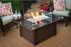 New for 2013 Grandstone Fire Pit Table