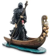 Декоративная <b>статуэтка</b> Харон купить в Москве