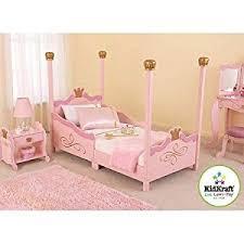 Princess Room Furniture For Girls Princess Toddler Pink Bed A Cute U0026 Charming Addition To Childrenu0027s Bedroom Furniture Bestseller Includes Decorative Rails Kids Safety Room