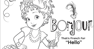 Www.tucutube.com/subscribe protect your kids on thexvid! Fancy Nancy Coloring Page Activity Disney Family