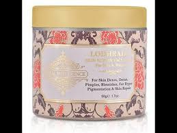royal indulgence lodhradi skin repair facepack for all skin problems