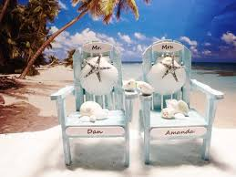 turquoise beach chair set personalized adirondack seaside wedding chair cake topper set many colors reserved personalized