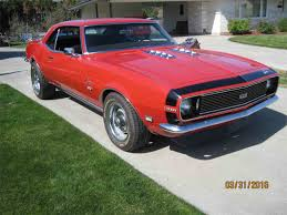 1968 Chevrolet Camaro RS for Sale on ClassicCars.com