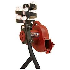 Heater Sports Baseball Pitching Machine For Kids Teens And Adults Includes Automatic Ballfeeder