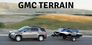 2012 Nissan Titan Towing Capacity Chart Gmc Terrain Towing Capacity Letstowthat Com