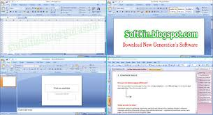 World Office Download Free Microsoft Office 2007 Latest Version Free Download Softkin