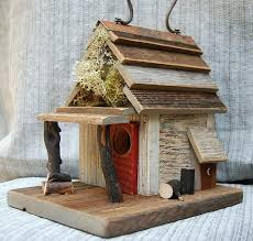 unfinished wooden birdhouses image of rustic with porch wood michaels unfinished wooden birdhouses
