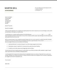 Awesome Collection Of Cover Letter Sample For Key Account Manager