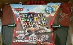 Disney Cars Fan Stand Display Case Disney Pixar Cars 100 Fan Stands Play N Display Case World Grand 12