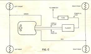 vintique turn signal switch diagram the h a m b Turn Signal Flasher Wiring Diagram Signal Stat 900 Turn Signal Switch Wiring Diagram #45