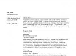 Google Docs Resume Template English Resume Templates And Google Docs