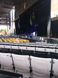 Hollywood Tinley Park Seating Chart Hollywood Casino Amphitheatre Tinley Park Section 101 Row U