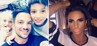 But she seemed unfazed as she cuddled her beau and kids princess, 13, and junior, 15, on sunday evening. Peter Andre Says He S Trying To Be Honest With His Kids About Katie Price