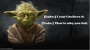 Yodas Quote 72 Yoda Quotes