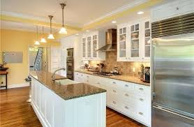 One Wall Kitchen Designs With An Island Plans Best Design