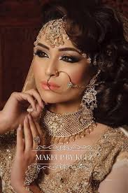 dubai indian stani bridal makeup artist party beautician hairstylist trained by mus health