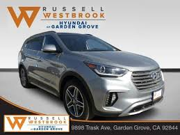 hyundai of garden grove. New 2018 Hyundai Santa Fe Limited Ultimate SUV In Garden Grove Of