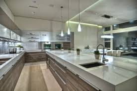 modern kitchen lighting design. modern led kitchen ceiling lighting fixtures ideas wooden floor white stained glossy top hang lamp three design