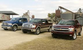 Chevy Ford Or Dodge Truck - Auto Express