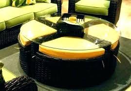 coffee table with ottoman underneath coffee table with ottomans underneath coffee table with ottomans underneath ed