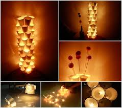 Diwali Light Decoration Designs 100 Stunning DIY Paper Lanterns And Lamps 57