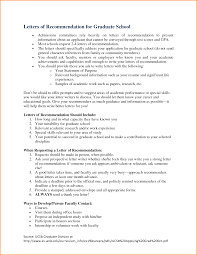 Sample School Recommendation Letter 24 Sample Grad School Recommendation Letter Loan Application Form 13