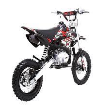 m2r racing kx110f 110cc 76cm red pit bike model081 445 00