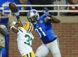 Aaron Rodgers tried to recruit Calvin Johnson to join the Packers