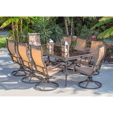 quick view 9 piece patio dining set50