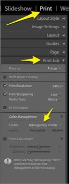 Icc Color Chart Take Care Of Your Printer Driver Settings Datacolor