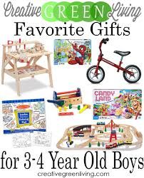15 Hands On Gifts for 3-4 Year Old Boys