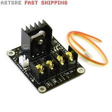 3d printer heated bed power module high current 210a mosfet 3d printer power module for high power heated bed prusa i3 upgrade 210a mosfet