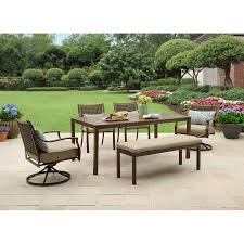 Better Homes and Gardens Lynnhaven Park 6 Piece Patio Dining Set