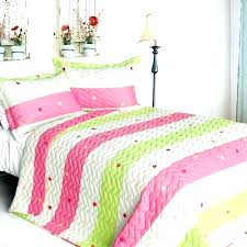 lime green quilt pink and bedding hot twin las quilted jacket