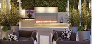 fireplace indoor outdoor see through gas fireplace style home design amazing simple and home design