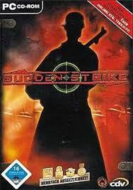 Sudden Strike Video Game Wikipedia