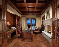 fancy home office. Parquet En Chêne, Parfait Pour Un Bureau à Domicile Bois Naturel! Home Office Fancy N