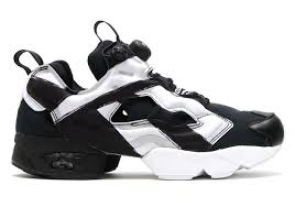 reebok insta pump fury. reebok\u0027s golden age of basketball releases was dominated by bold contrasting black and white graphics on classics like the reebok shaqnosis, kamikaze insta pump fury