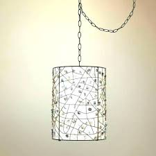 plug in swag lamps chandeliers plug in swag lamps chandeliers enthralling dining room plans astonishing plug