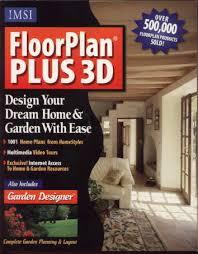 FloorPlan Plus 3D Dream Home And Garden Designer Software NEW Floor Plan Plus