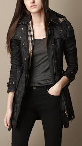 14 best Burberry images on Pinterest   Outfits, Biker chic and ... & Burberry Brit Diamond Quilted Coat available here: http://www.ebay. Adamdwight.com