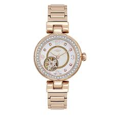 rotary watches ernest jones rotary paris ladies rose gold plated bracelet watch product number 2308886 on