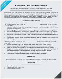 Sample Resume For Sous Chef Perfect Cover Letter For Cook Sample Amazing Sample Resume For A Cook