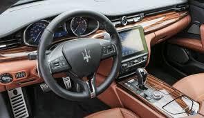 2018 maserati quattroporte interior. contemporary interior 2018 maserati quattroporte interior in maserati quattroporte e
