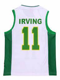 Boston Celtics 11 Kyrie Irving Baskebol Forma - T-Shirt 35
