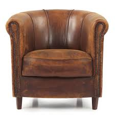 furniture leather club chair recliner club chair leather with vintage leather armchairs