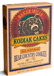 Mixed Review Kodiak Cakes Bear Country Oatmeal and Dark Chocolate