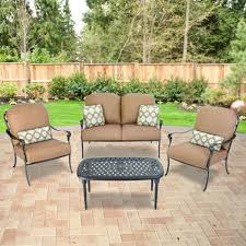 home depot deck furniture. Edington Replacement Cushion Set Home Depot Deck Furniture R